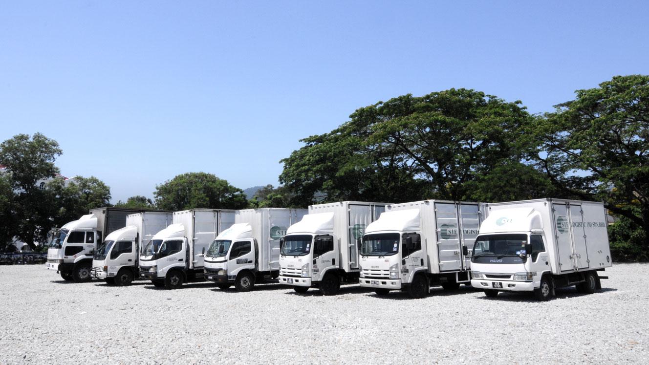 Bonded Trucks