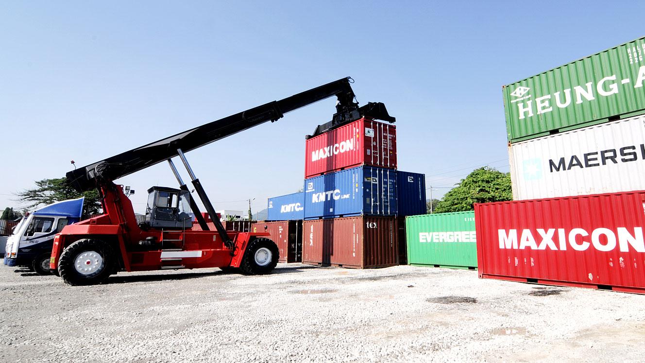 Kalmar Container Handlers